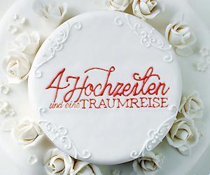 Vox 4 Hochzeiten Und Eine Traumreise Evelyne Scharer Als