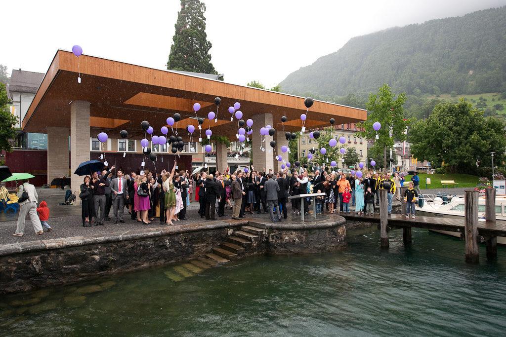 Wedding Balloons Luftballone Hochzeit