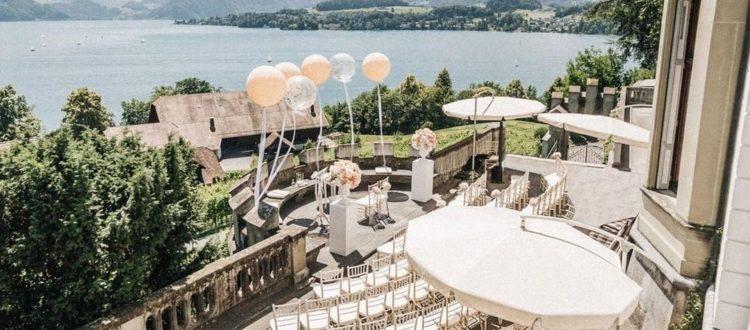 Crossback Wood Hochzeitstühle