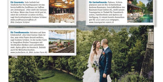 Schöner heiraten Zürich