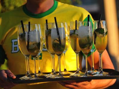 Prosecco Champagner