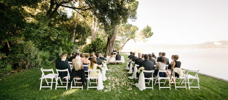Wie lange dauert eine Hochzeitszeremonie?