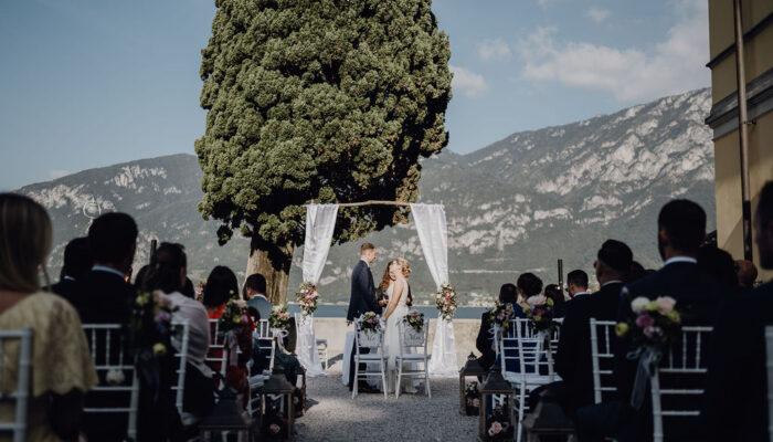 Hochzeitszeremonie Sitzordnung