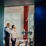 Trauzeuge Hochzeitsplaner Bräutigam