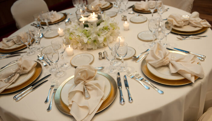 Wedding Menu Vegetarian