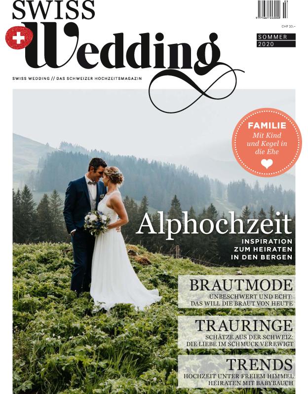 Hochzeitsplaner yourperfectday Swiss Wedding