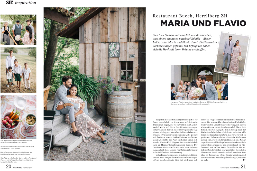 Hochzeit Herrliberg Swiss Wedding