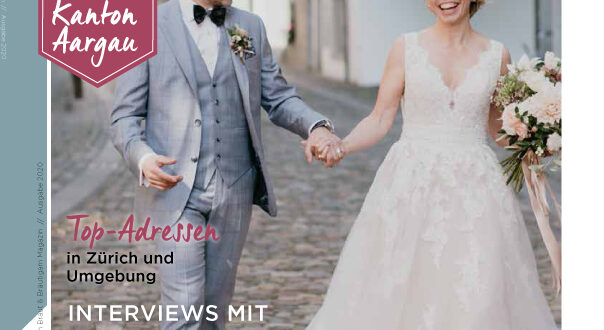Brautpaar in Zürich